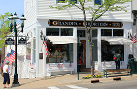 Grandpa Shorter's, Petoskey