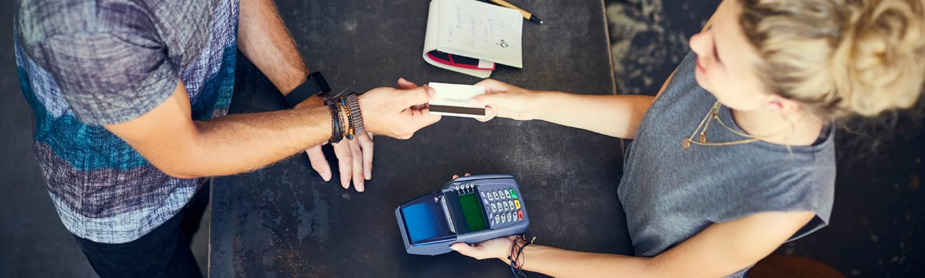 Debit transaction